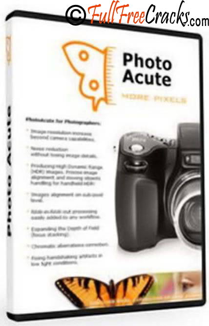 PhotoAcute Studio 3 Free Download