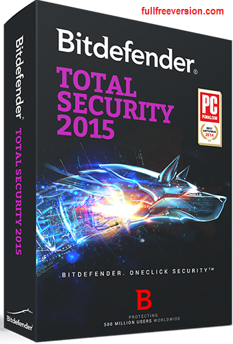 Bitdefender Total Security 2015 Crack with License Key