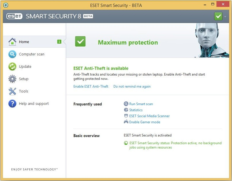 Eset Smart Security 7,8 username and Password 2016/17