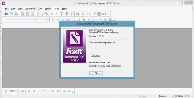 foxit pdf editor registration key